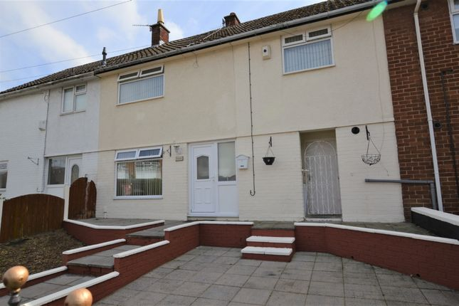 Thumbnail Terraced house for sale in Merrivale Road, Woolton, Liverpool