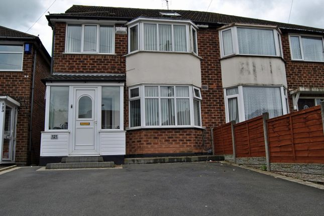 Thumbnail Semi-detached house for sale in Berryfield Road, Sheldon, Solihull