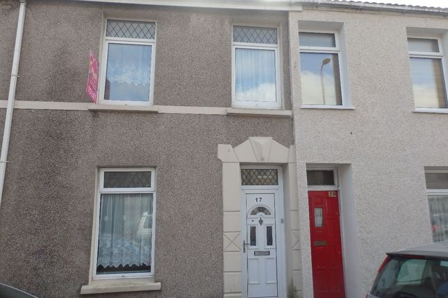 Thumbnail Terraced house to rent in Inkerman Street, Llanelli