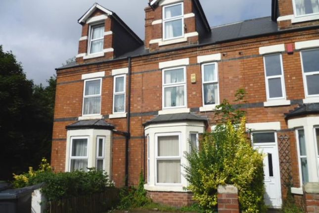 Thumbnail Terraced house to rent in Lower Road, Beeston, Nottingham