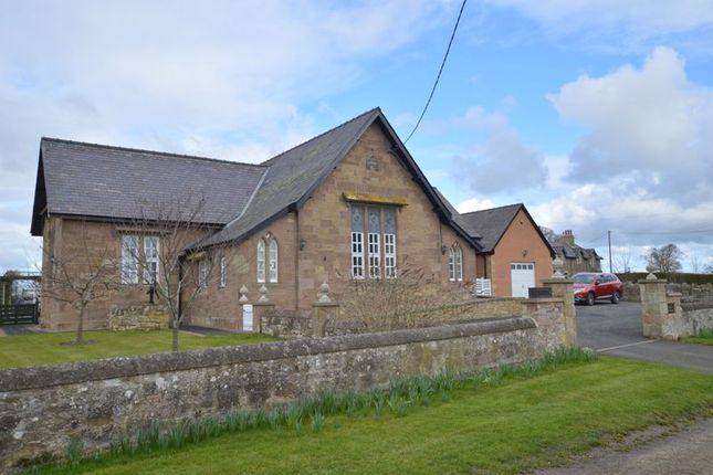 Thumbnail Detached house for sale in Ladykirk, Berwick-Upon-Tweed