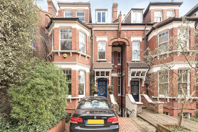 Thumbnail Terraced house for sale in Muswell Hill Road, London