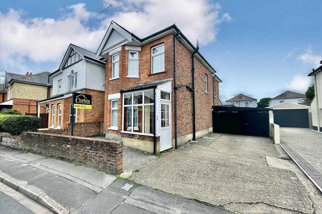 Thumbnail Detached house for sale in Ensbury Park Road, Moordown, Bournemouth