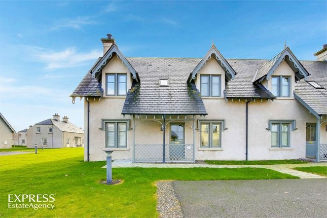 Thumbnail Semi-detached house for sale in Lough Erne Golf Village, Ballyhose, Enniskillen, County Fermanagh