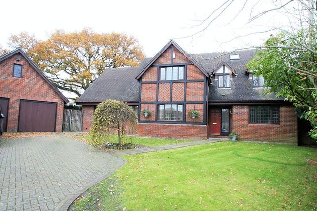 4 bed detached house to rent in Brooklynn Close, Waltham Chase, Southampton