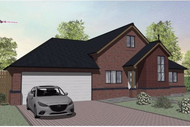 3 bed detached bungalow for sale in Plot 3 Gestiana Gardens, Woodlands Road, Broseley TF12