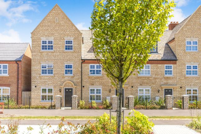 Thumbnail Terraced house to rent in Langton Walk, Stamford