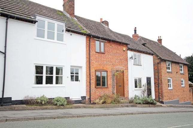 Thumbnail Terraced house to rent in Castle Street, Tutbury