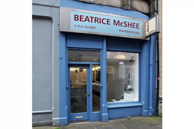 Thumbnail Commercial property for sale in 3 Pirrie Street, Edinburgh