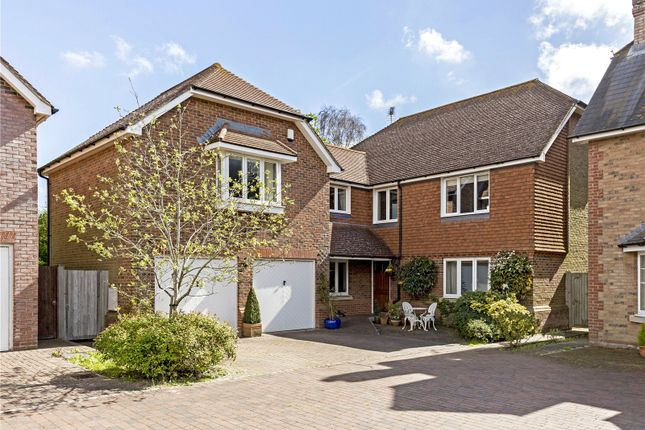 Thumbnail Detached house for sale in Willowmead Close, Runcton, Chichester, West Sussex