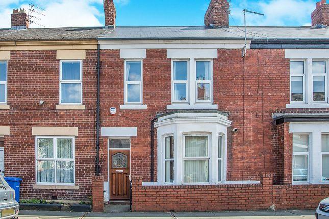 Thumbnail Terraced house for sale in Cardigan Terrace, Heaton, Newcastle Upon Tyne