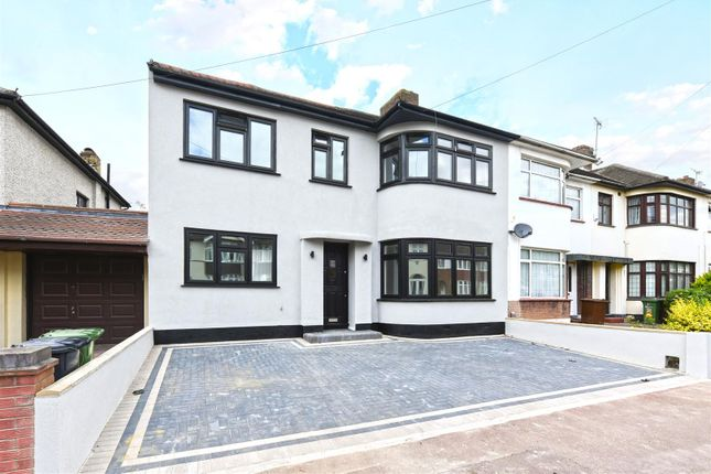 Thumbnail End terrace house for sale in Dereham Road, Barking