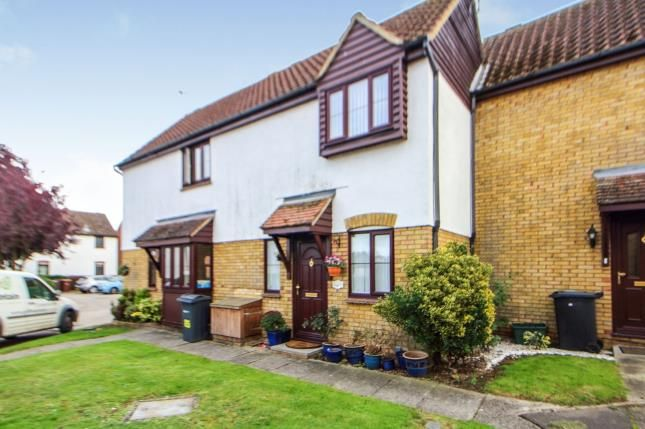 Thumbnail 1 bed terraced house for sale in ., Chelmsford, Essex