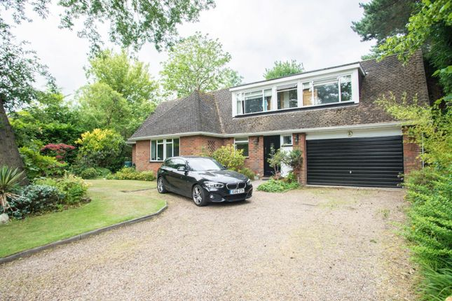Thumbnail Detached house for sale in Longaford Way, Hutton Mount, Shenfield