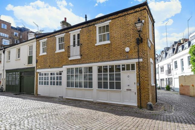 Thumbnail Terraced house for sale in Lancaster Mews W2,