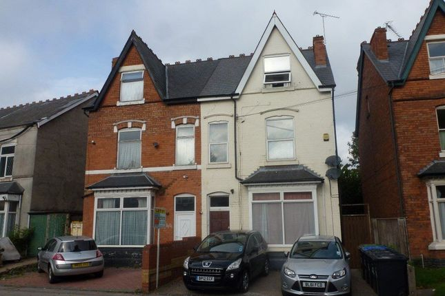 Thumbnail Flat to rent in Victoria Road, Stechford, Birmingham