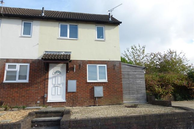 Thumbnail Property to rent in Bayleaf Avenue, Swindon