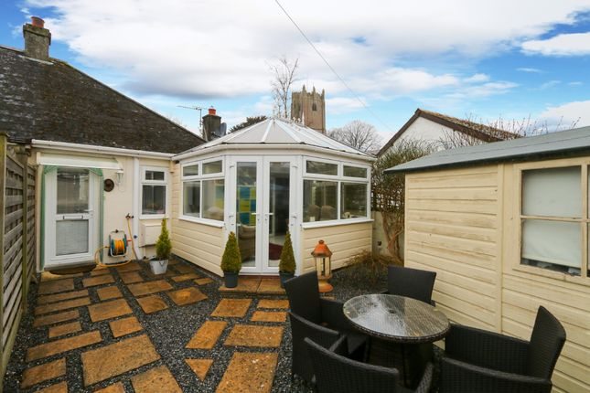 Thumbnail Semi-detached bungalow for sale in Newhayes, Ipplepen, Newton Abbot
