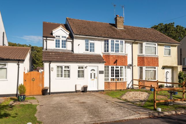 Thumbnail Semi-detached house for sale in Priors Road, Tadley, Hampshire