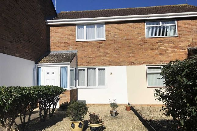 Thumbnail Terraced house for sale in Meadow Close, Chippenham, Wiltshire