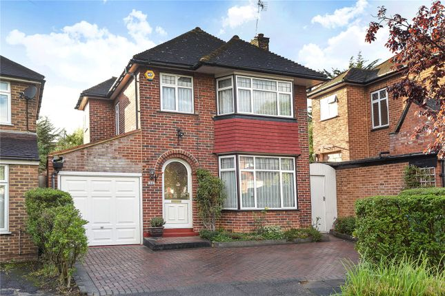 Thumbnail Detached house for sale in St. Andrews Drive, Stanmore, Middlesex
