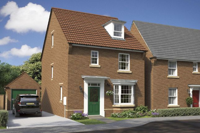 """Thumbnail Detached house for sale in """"Donnington"""" at St. Lukes Road, Doseley, Telford"""