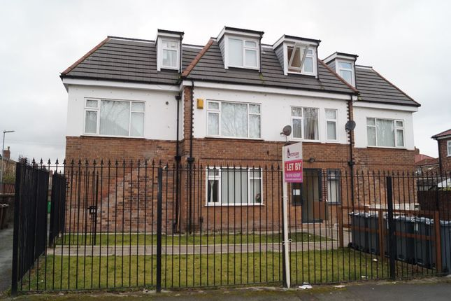 Thumbnail Flat to rent in Burnage Court, Burnage Lane