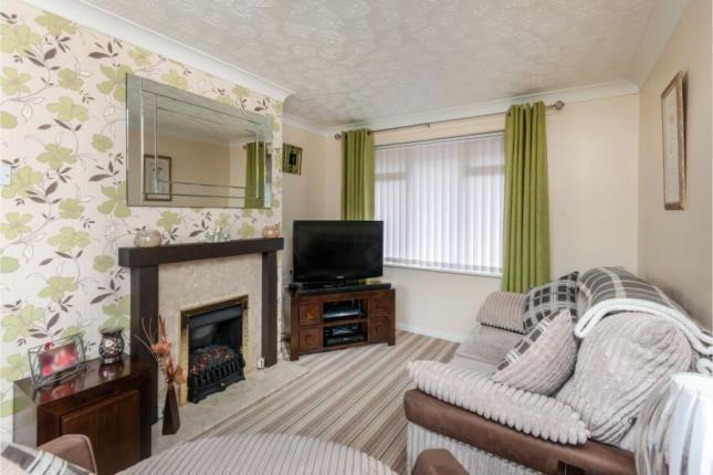 End terrace house in  Whitgreave Avenue  Featherstone  Wolverhampton  Staffordshire W Birmingham