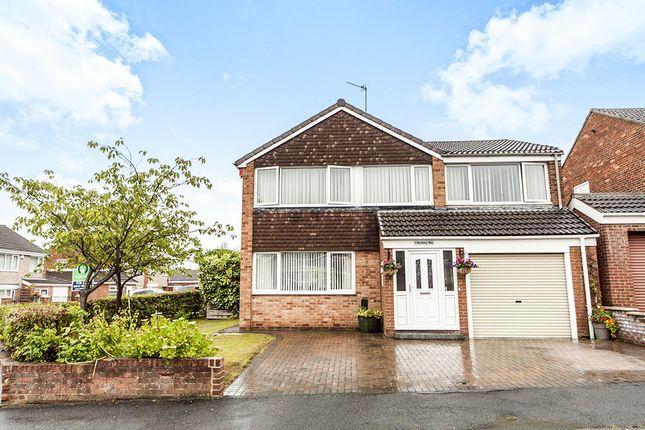 5 bed detached house for sale in Wembley Way, Normanby, Middlesbrough