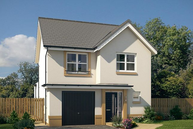 "Thumbnail Detached house for sale in ""The Newton"" at Bowmont Terrace, Dunbar"