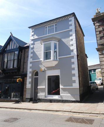 Thumbnail End terrace house for sale in Chapel Street, Penzance