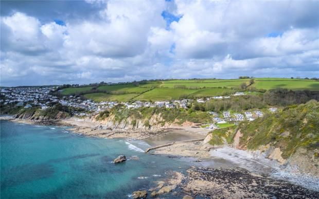 Thumbnail Detached house for sale in Kellow, Looe, Cornwall