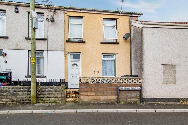 Thumbnail Terraced house for sale in Perthygleision, Aberfan, Merthyr Tydfil, Mid Glamorgan