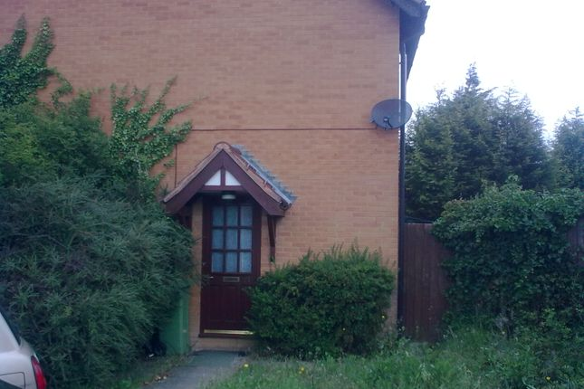 Thumbnail Semi-detached house to rent in Sullivan Crescent, Brownswood, Milton Keynes