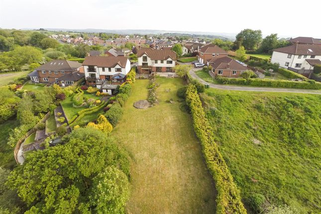 Detached house for sale in Pen Y Waun, Pentyrch, Cardiff