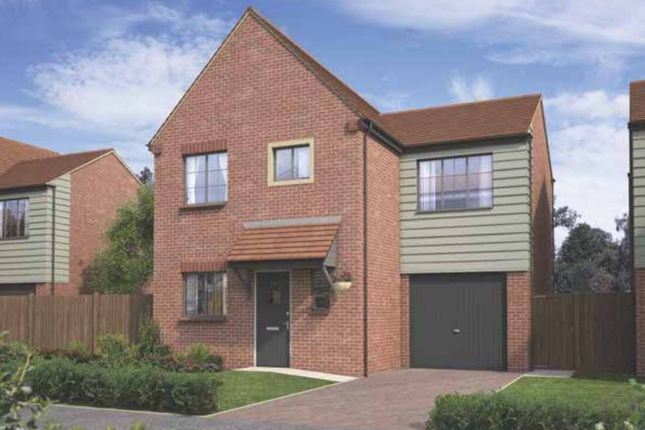 Thumbnail Detached house for sale in Earsdon View, Off Earsdon Road, Shiremoor