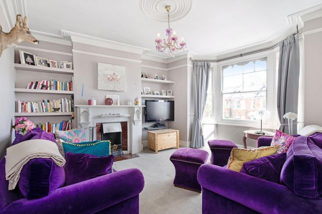 Thumbnail Maisonette for sale in Odessa Road, Willesden Junction, London