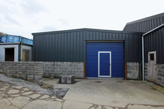 Thumbnail Commercial property to let in Cillefwr Industrial Estate, Johnstown, Carmarthen