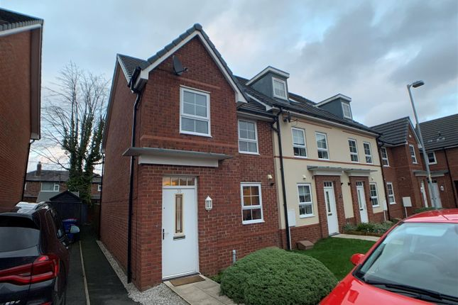Front of Holden Drive, Swinton, Manchester M27