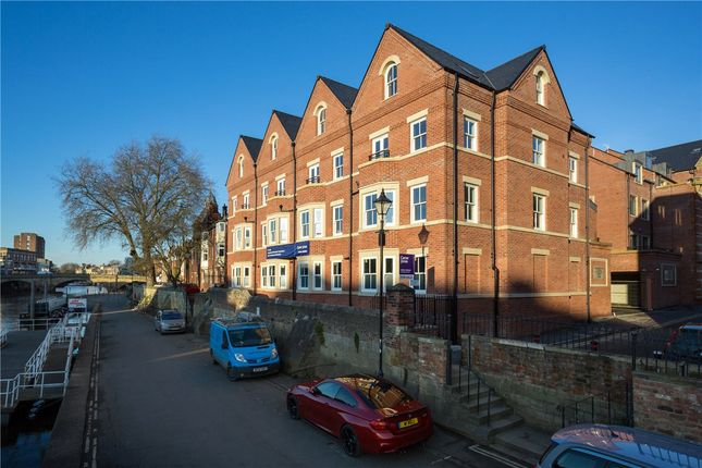 Thumbnail Detached house to rent in Esplanade Mews, York