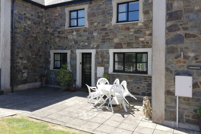Cottage for sale in Penrhiw Pistyll Lane, New Quay SA45