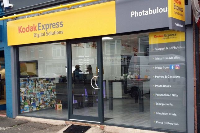 Thumbnail Commercial property for sale in Bury New Road, Prestwich, Manchester