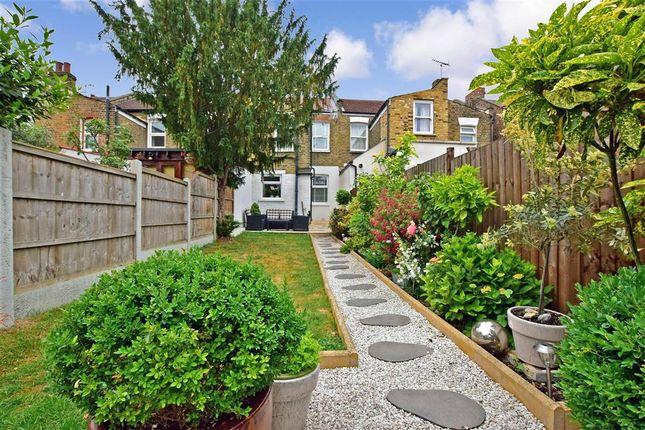 Rear Garden of Farmer Road, London E10