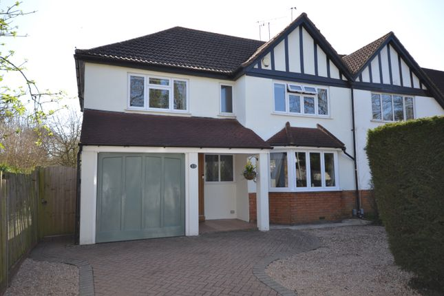 Thumbnail Semi-detached house for sale in The Avenue, Orpington