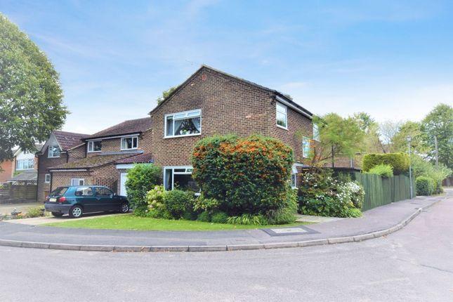 Thumbnail Detached house for sale in Marshbarns, Bishop's Stortford