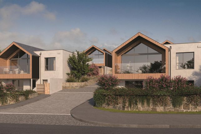 Thumbnail Detached house for sale in Alexandra Road, Newquay