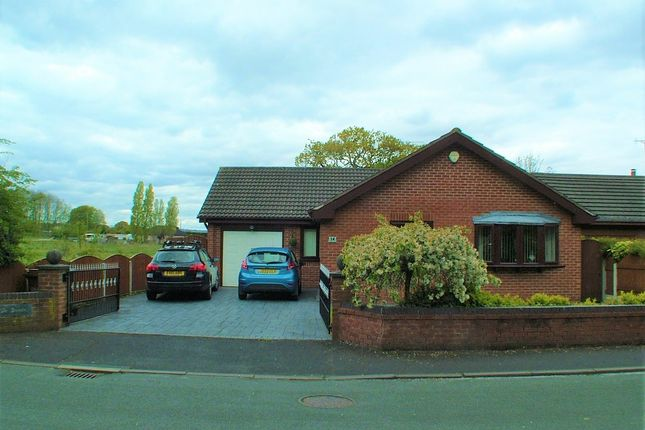 Thumbnail Detached bungalow for sale in Old Liverpool Road, Ewloe Green, Ewloe, Deeside