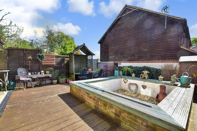 Thumbnail Semi-detached house for sale in Oakwood Drive, Uckfield, East Sussex