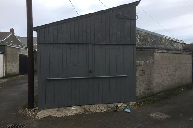 Thumbnail Parking/garage for sale in Waunbant Road, Kenfig Hill