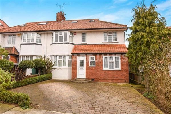 Thumbnail Property for sale in Lawrence Avenue, London